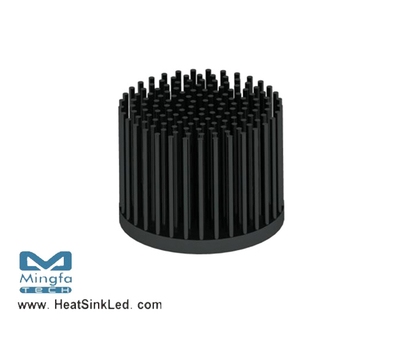 GooLED-LUN-8630 Pin Fin Heat Sink Φ86.5mm for Luminus