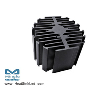 eLED-PHI-7080 for Philips Modular Passive Star LED Heat Sink Φ70mm