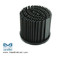 xLED-XIT-6050 Pin Fin LED Heat Sink Φ60mm for Xicato