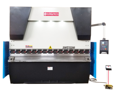 WC67K NC Hydraulic Press Brake- E21