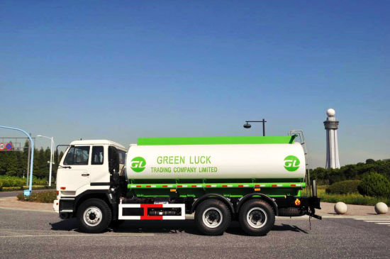 Nissan Ud 6X4 Aluminum Alloy Fuel Tank Truck for Diesel Oil Delivery