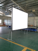 180'' 16:9 fast fold projection screen and folding frame projector screens