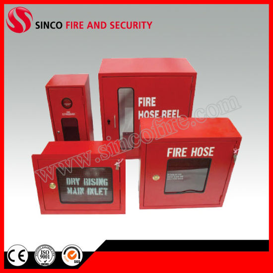 Fiber Glass Fire Hose Reel Cabinet