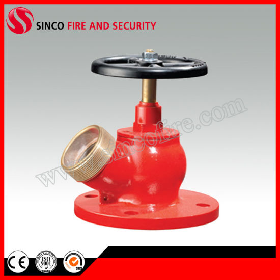 2.5 Inch BS336 Fire Hydrant Landing Valve
