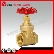 Chinese Manufacturer of Pn16 Brass Gate Valve
