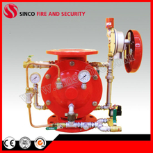 Fire Fighting Valve Deluge Valve with Factory Price