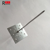 Aluminum/ stainless steel insulation pin