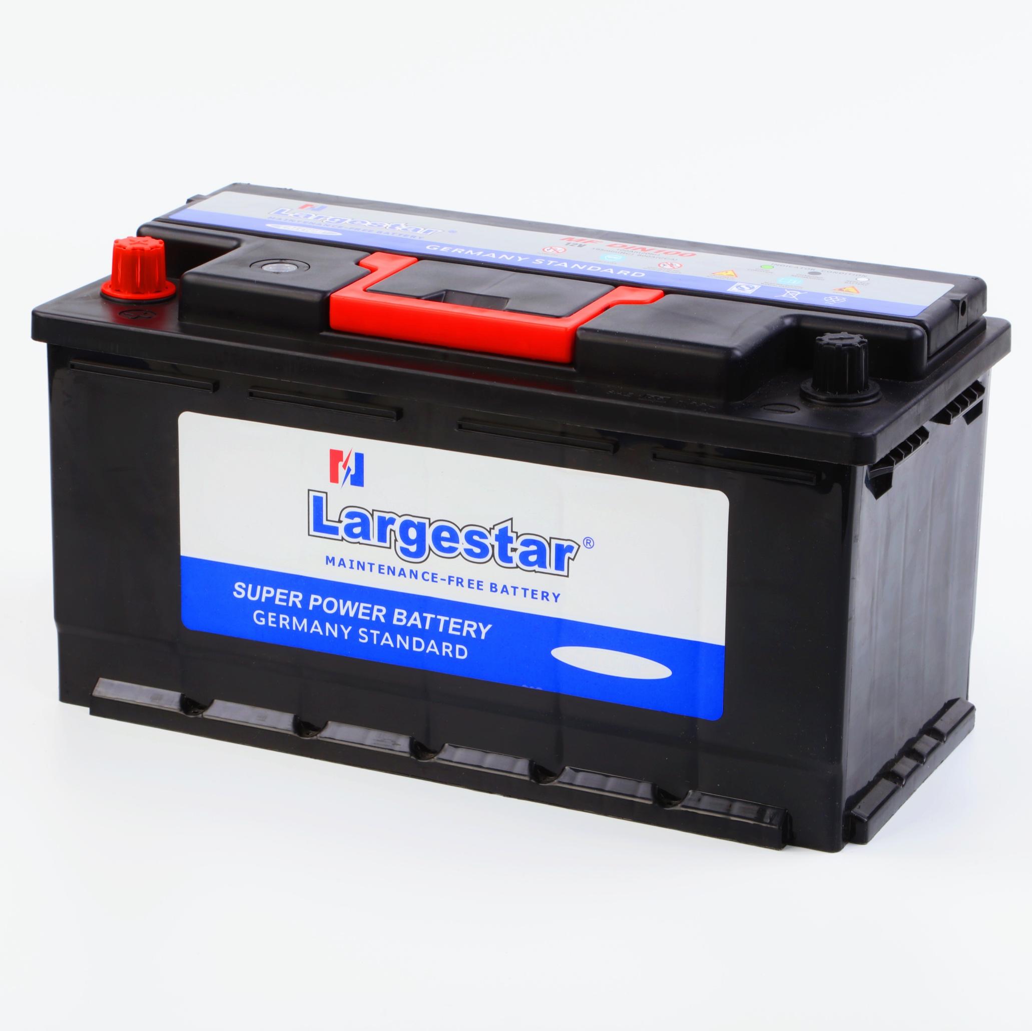 MFDIN100/60038 12V 100Ah Maintenance-free Battery
