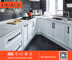 Modern Kitchen Cabinet Features Customization Cabinet MDF Lacquer Kitchen Cabinet Door