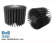 SimpoLED-OSR-13580 for OSRAM Modular Passive LED Cooler Φ135mm