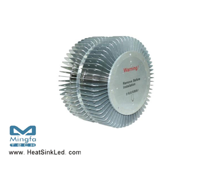 HibayLED-BRI-230130 Bridgelux Modular vacuum phase-transition LED Heat Sink (Passive) Φ230mm