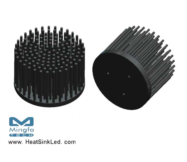XSA-325 Pin Fin LED Heat Sink Φ78mm for Xicato Rev.2.0