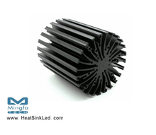 EtraLED-7080 Modular Passive LED Star Heat Sink Φ70mm