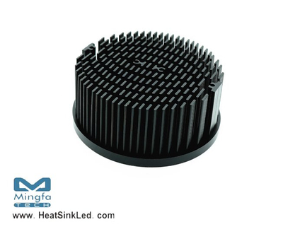 xLED-LUN-7030 Pin Fin LED Heat Sink Φ70mm for Luminus