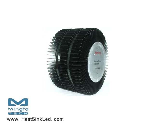 HibayLED-SHA-230192 Sharp Modular vacuum phase-transition LED Heat Sink (Passive) Φ230mm