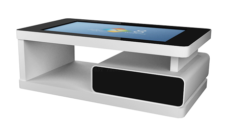 Dedi Modern Capacitive Touch Coffee Table
