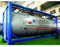 20FT Ahf Tank Container 22t6 (Anhydrous Hydrogen Fluoride ISOTank) for Road Transport Un1052