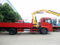 Dongfeng 4X2 Truck Mounted Crane 5~8 T for Sale