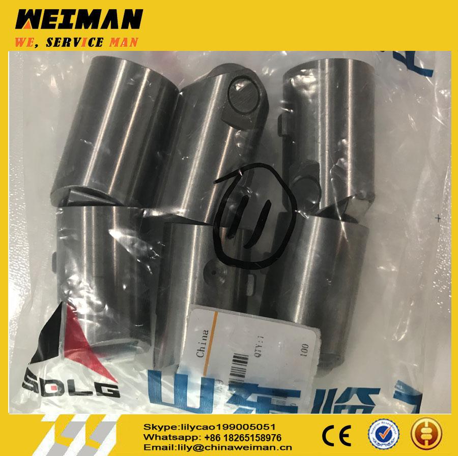 sdlg original LG6225E excavator spare parts Roller tappet 411000727099