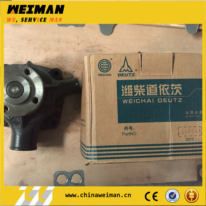 WEICHAI 12273240 Water pump