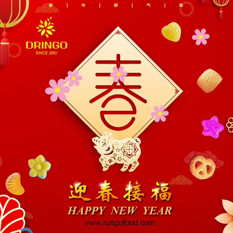 Chinese New Year 2019 wishes and greetings!