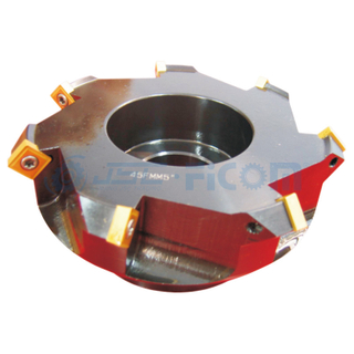 45° Indexable Face Mills