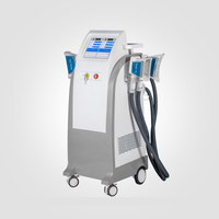Cryolipolysis cooling fat coolsculpting body slimming machine
