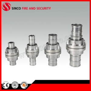 Aluminum/Brass Storz Fire Hose Coupling for Fire Hose