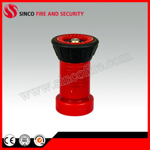 Plastic Water Spray Fire Nozzle
