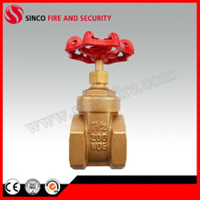 1/2 Inch to 4 Inch Brass Gate Valve 200 Wog