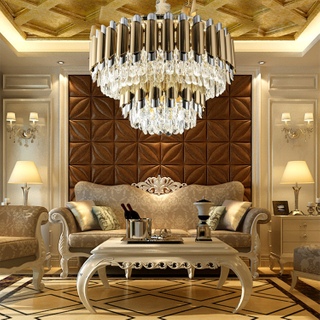 Luxury Interior Decorating Lights Hotel Project Ceiling Lighting Decorative Indoor Chandeliers Indoor Pendant Lamp