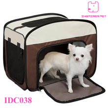 Soft-Sided Portable Dog Carrier Pet Tent