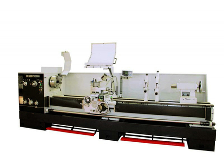 ELECTRONIC LATHE HELLER CE660X3000VCC