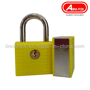 Qualified Zinc Alloy Lock Body with ABS Plastic Shell (621)