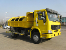SINOTRUK HOWO 4X2 Garbage Collector Truck