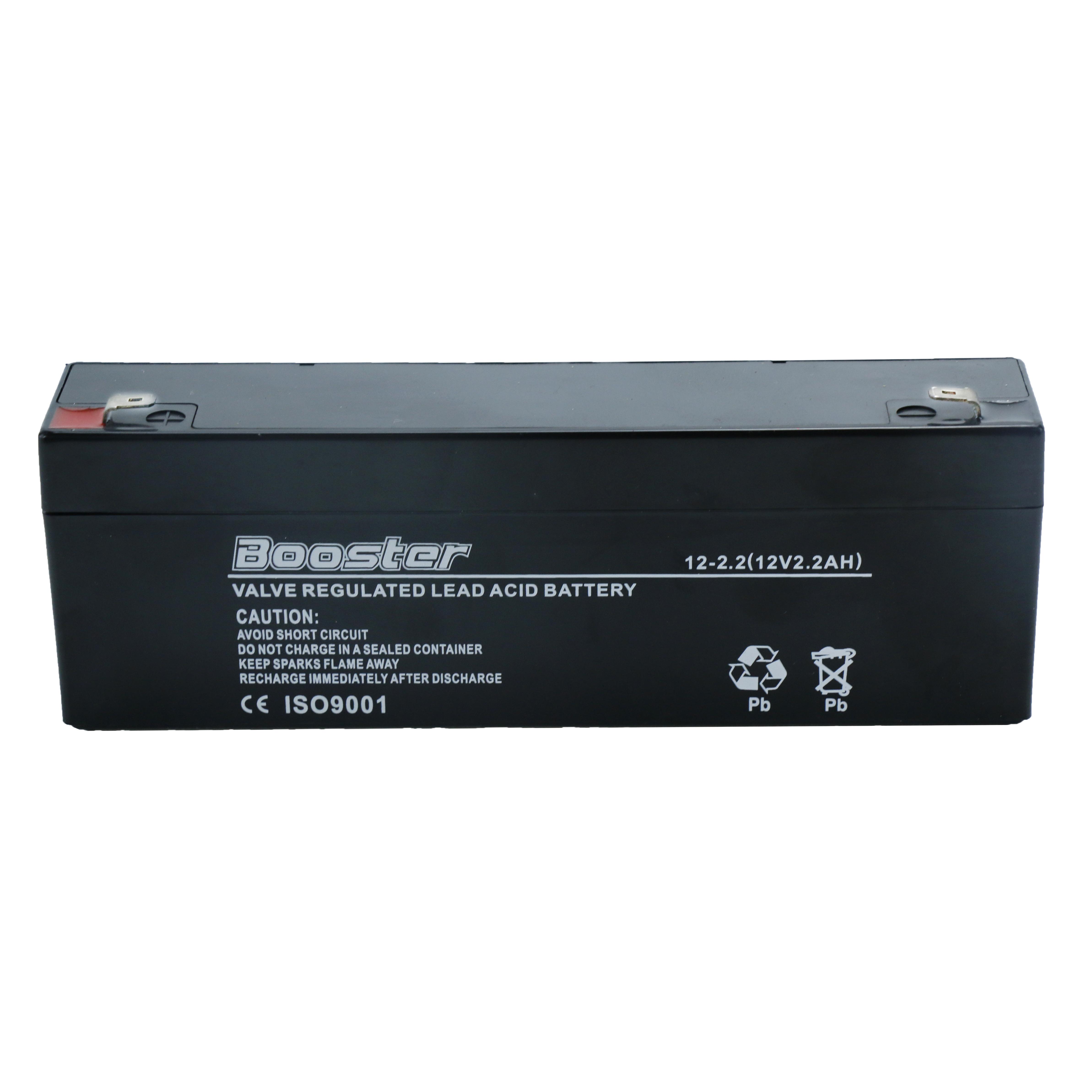 12V2.2Ah Small Series Battery