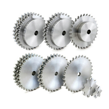 Sprockets And Plate Wheels