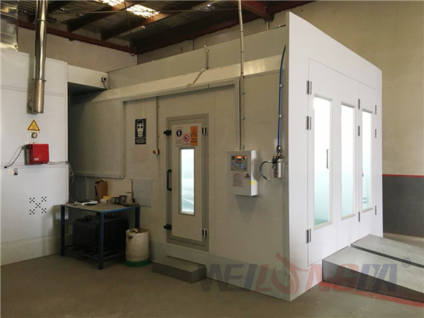 AU Australia Luxury Spray Booth
