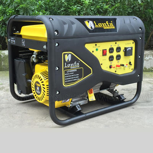 60Hz 110 Volt 3500W Professional Silent Gasoline Generator Factory Price For Venezuela