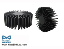 SimpoLED-OSR-13550 for OSRAM Modular Passive LED Cooler Φ135mm