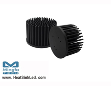 XSA-326 Pin Fin LED Heat Sink Φ78mm for Xicato