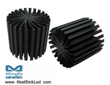 EtraLED-LUM-8580 LumiLEDs Modular Passive Star LED Heat Sink Φ85mm