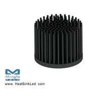 GooLED-OSR-8665 Pin Fin Heat Sink Φ86.5mm for Osram