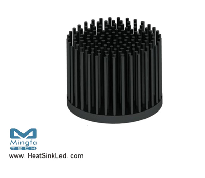 GooLED-SAM-8665 Pin Fin LED Heat Sink Φ86.5mm for Samsung