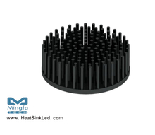 GooLED-VOS-8630 Pin Fin Heat Sink Φ86.5mm for Vossloh