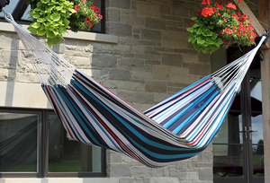 Garden Canvas Fabric Hammock Swing Hammock