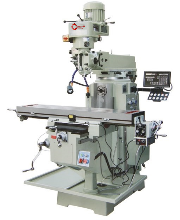 X6330W universal vertical turret milling machine