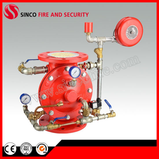 Stainless Valve Deluge Alarm Check Valve for Water Supply System