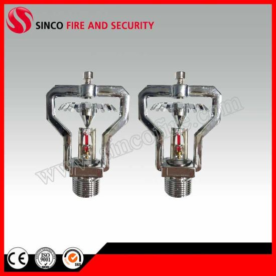 Glass Bulb Type Esfr Upright/Pendent Fire Sprinkler