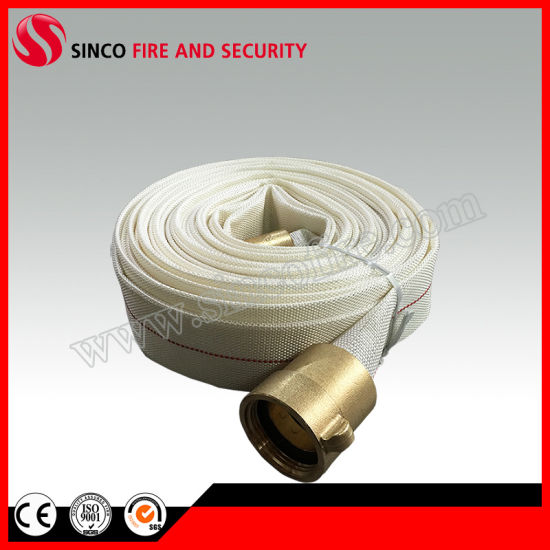 Good Price Rubber Covered Layflat Fire Hose